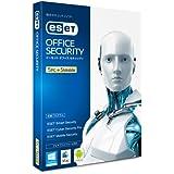 【旧商品】ESET オフィス セキュリティ | 5PC + 5モバイル | Win/Mac/Android対応