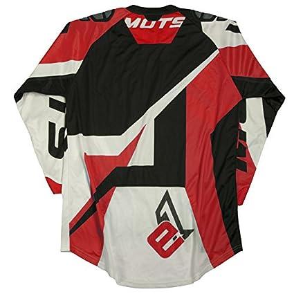 Negro Mots MT2201XLN Enduro E1 Camiseta Talla XL
