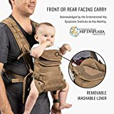 TBG - Mens Tactical Baby Carrier for Infants and