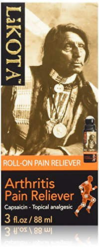 Lakota Roll On Arthritis Formula with 0.025% Capsaicin (Capsicum) Brand: Lakota (HPI)
