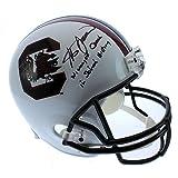 Steve Spurrier Autographed South Carolina Gamecocks Full Size Replica Helmet - Winnigest Coach in School History Inscription - Certified Authentic