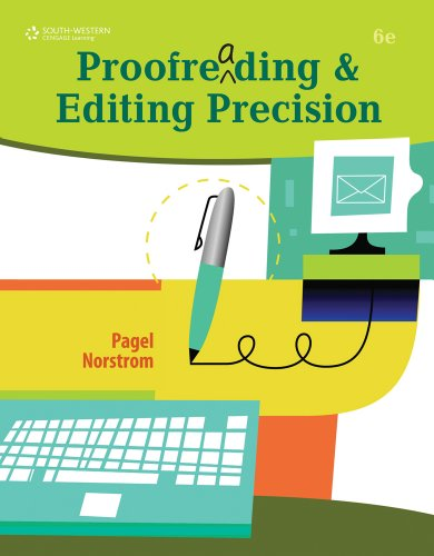 Blackboard Printed Access Card - Bundle: Proofreading and Editing Precision (with CD-ROM), 6th + WebTutorTM ToolBox for Blackboard Printed Access Card
