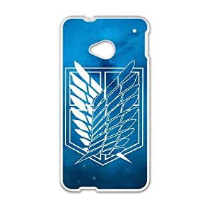 Attack On Titan For HTC One M7 Csae protection Case DH557819