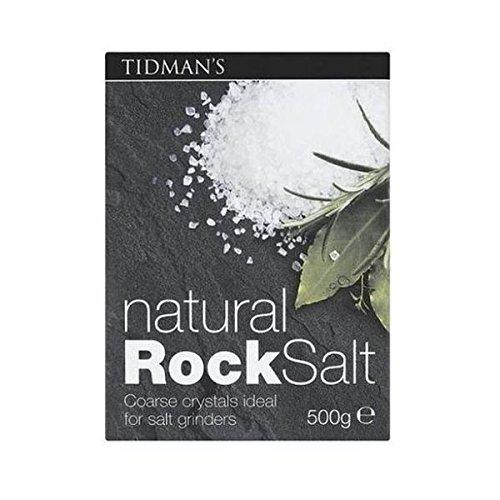 Tidman's Rock Salt - Course Grade - 500g ()