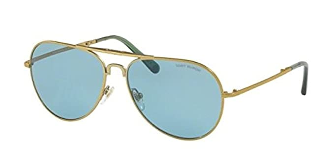 9a31567be23a Tory Burch Women's TY6054 Sunglasses 58mm at Amazon Women's Clothing ...