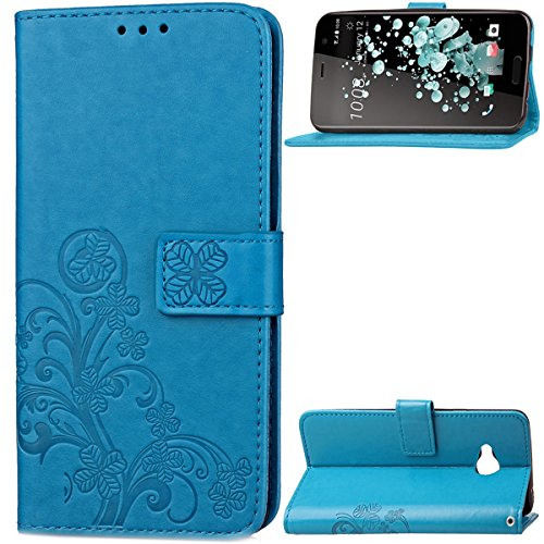 HTC U Play Case,Pouches Cover Premium PU Leather Wallet for sale  Delivered anywhere in USA