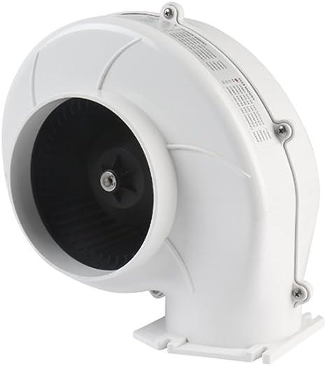 Seaflo – Soplador de gran caudal, 320 CFM ventilador de 12 V ...