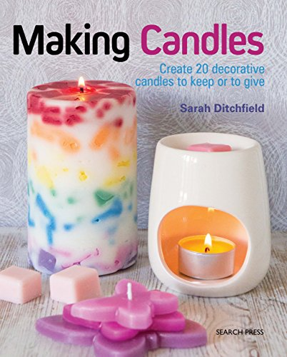 Making Candles -