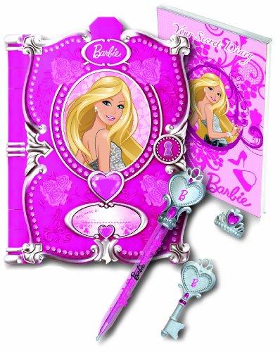 Barbie Magic Unlock Diary with Cute Accessories
