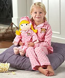 Matching PJs and Plush Sets in Pink Size 2/3T