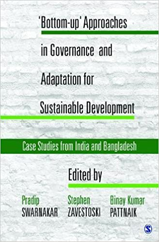 Image result for Bottom-up Approaches in Governance and Adaptation for Sustainable Development: Case Studies from India and Bangladesh