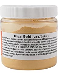 Mica Gold - 0.9oz/25g