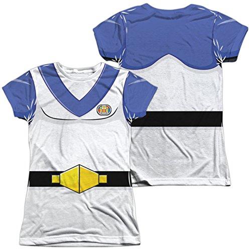 Juniors: Voltron- Lance Costume Tee (Front/Back) Juniors (Slim) T-Shirt Size M (Voltron Kids Costume)
