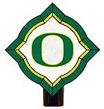 NCAA Oregon Ducks Vintage Art Glass Nightlight