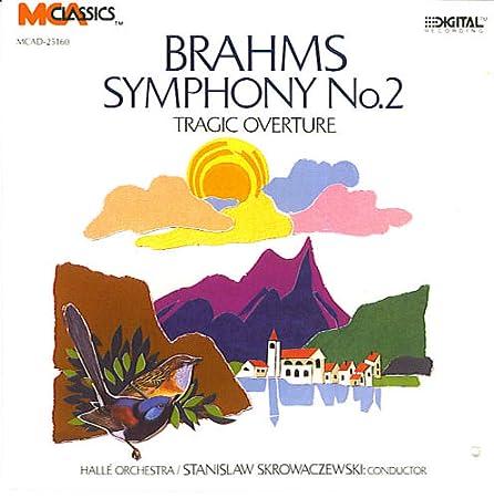 Symphony 2 / Tragic Overture