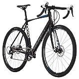 Diamondback Bicycles 2015 Haanjo Comp Complete Alternative Road Bike, 50cm/X-Small, Black Diamondback Bikes