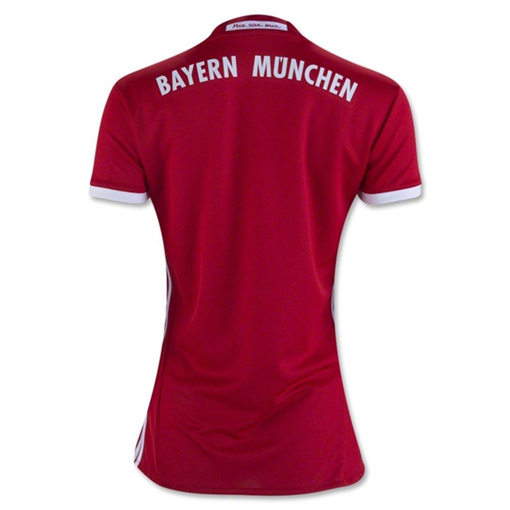 2016 2017 caliente venta Nueva Temporada Mujeres de la casa fútbol Jersey  DIY nombre número rojo 17f2814e67764
