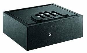 GunVault model GVB3000 BIOMETRIC Drawer Vault for hanguns and other valuable iPad