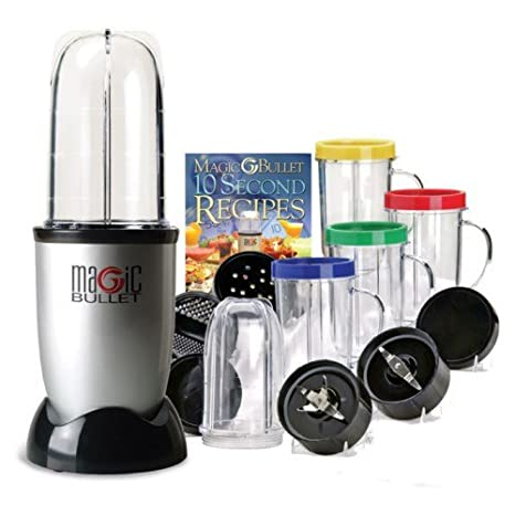 MAGIC BULLET -Batidora Multi-Función - 21 Piezas: Amazon.es ...