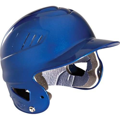 Coolflo Helmet (Rawlings Coolflo Metallic Batting Helmet (Royal))