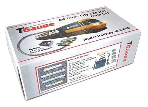 Review T Gauge Model Trains