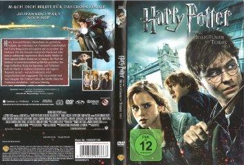 Harry Potter Und Die Heiligtumer Des Todes Teil 1 Amazon De Daniel Radcliffe Emma Watson Rupert Grint Dvd Blu Ray