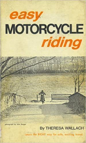 Easy motorcycle riding (Sterling sports books) by Theresa Wallach (1970-08-02)
