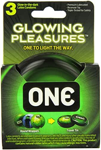 Condoms: One Glowing Pleasures