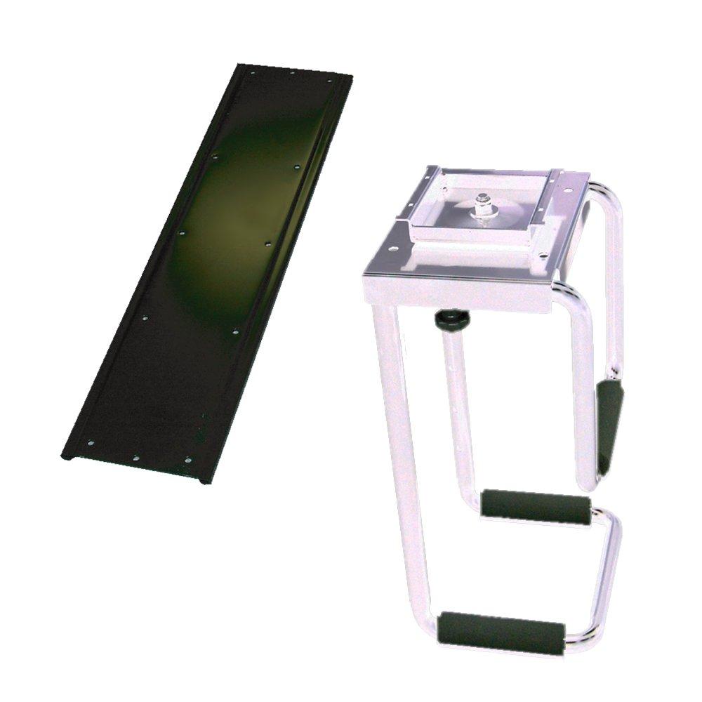 ライブクリエータ 机裏面ネジ固定式スライド可動式PCボックスホルダー(シルバータイプ) CPH-05TS(シルバー) B000K7LPU2