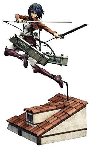 Good Smile Attack on Titan: Mikasa Ackerman PVC
