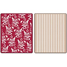 Sizzix Textured Impressions Embossing 2 Folders