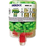 Moldex 507-6844 Plugstation Earplug Dispensers, Long Taper Foam, Uncorded, One Size