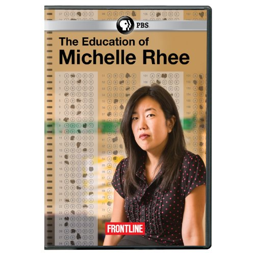 Frontline  The Education Of Michelle Rhee
