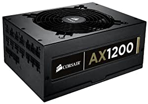 Corsair Professional Series  AX 1200 Watt ATX/EPS Modular 80 PLUS Gold (AX1200)