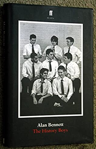 book cover of The History Boys