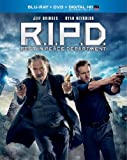 R.I.P.D. (Blu-ray + DVD + Digital HD UltraViolet)