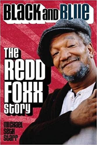 Amazon | Black and Blue: The Redd Foxx Story (Applause Books ...