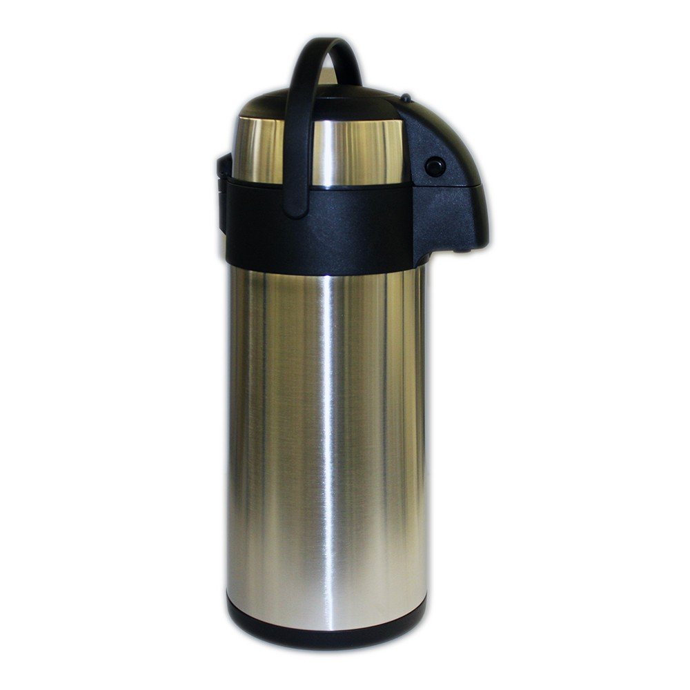 TOP Pumpkanne Thermoskanne Airpot Isolierflasche 5 Liter Edelstahl Edelstahl Edelstahl B002TW58RM Thermosflaschen 69e550