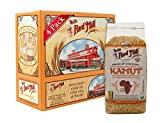 Bob's Red Mill Organic Kamut Khorasan Wheat Berries, 24-ounce (Pack of 4)