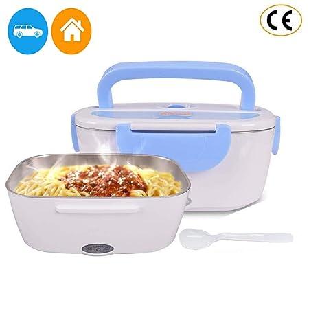 t/érmica Fiambrera el/éctrica port/átil de acero 304 para calentar la comida extra/íble