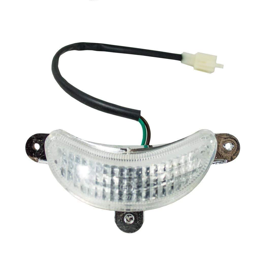 Lower Center Running Light for Taotao Pony 60 Light Speedy 50 Scooter Moped by VMC CHINESE PARTS