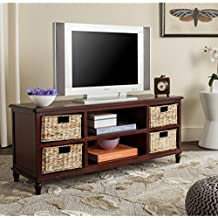 Safavieh American Homes Collection Rooney Cherry Entertainment Unit