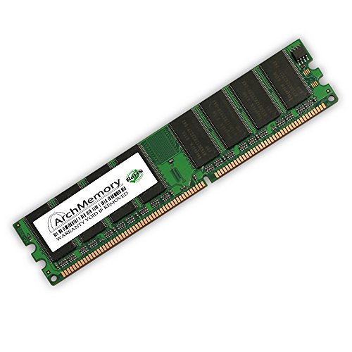 Arch Memory 1GB 184-Pin DDR-333 PC-2700 UDIMM