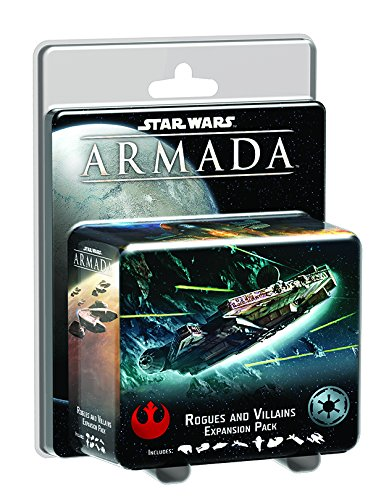 Star Wars: Armada - Rogues and Villains (Best Star Wars Villains)