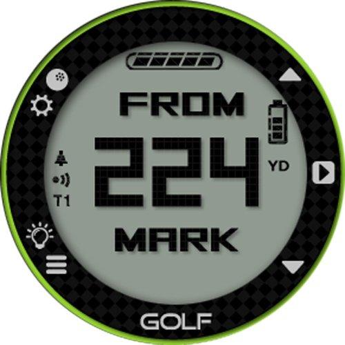 SkyCaddie GPS Golf Watch Black by SkyCaddie (Image #3)