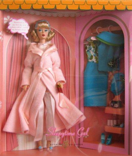 Sleepytime Gal Barbie Collector Doll w Shipper - Limited Edition 5,900 Worldwide (2006)
