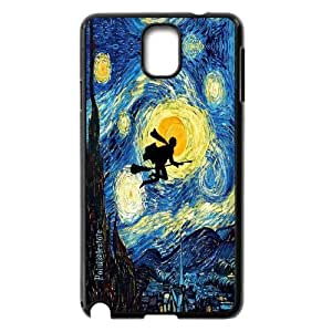 High Quality Phone Back Case Pattern Design 19J.K. Rowling,Harry Potter Series Design- For Samsung Galaxy NOTE3 Case Cover