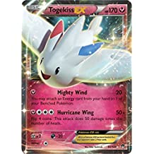 Pokemon BREAKpoint Single: Togekiss EX 83/122 Ultra Rare