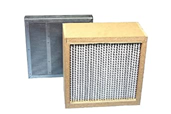 """Extract-All Primary HEPA Filter with Final 2"""" Refillable Carbon Module, For S-987-1, S-987-2A, and S-987-AMB Fume Extractors"""