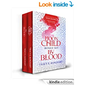Moon Child/By Blood Boxed Set